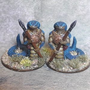 Snakemen Warriors (Set 2)