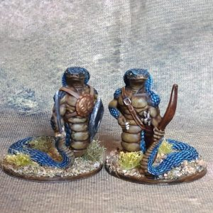 Snakemen Warriors (Set 1)